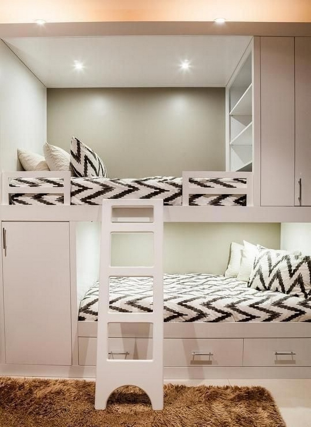 31 Most Popular Kids Bunk Beds Design Ideas Make Sleeping Fun For Your Kids 20