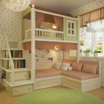 31 Most Popular Kids Bunk Beds Design Ideas Make Sleeping Fun For Your Kids 21