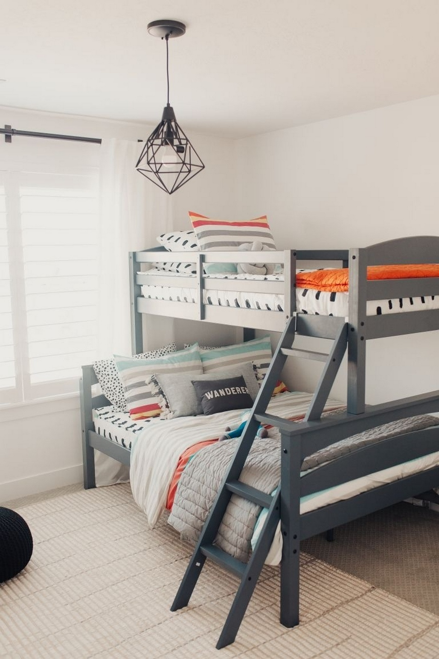 31 Most Popular Kids Bunk Beds Design Ideas Make Sleeping Fun For Your Kids 3