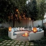 37 Most Popular Backyard Fire Pits Design Ideas- A Perfect Way to Entertain Guests 7076