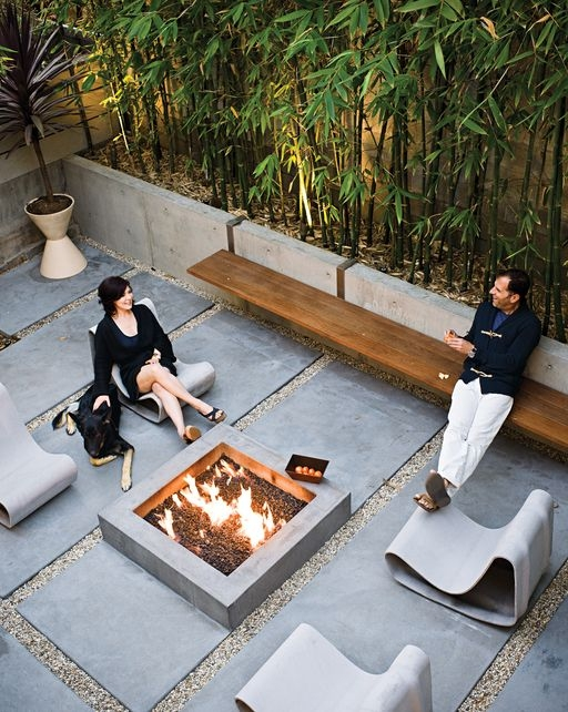 37 Most Popular Backyard Fire Pits Design Ideas- A Perfect Way to Entertain Guests 7078