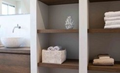 49 Small Bathroom Storage Decoation Ideas Here's How To Get All The Space You Need 13