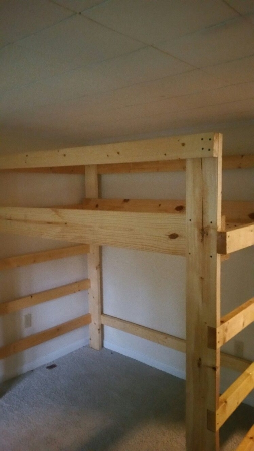 72 Most Popular Full Size Loft Bed with Stairs and What You Must Know 6368