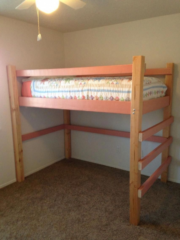 72 Most Popular Full Size Loft Bed with Stairs and What You Must Know 6382