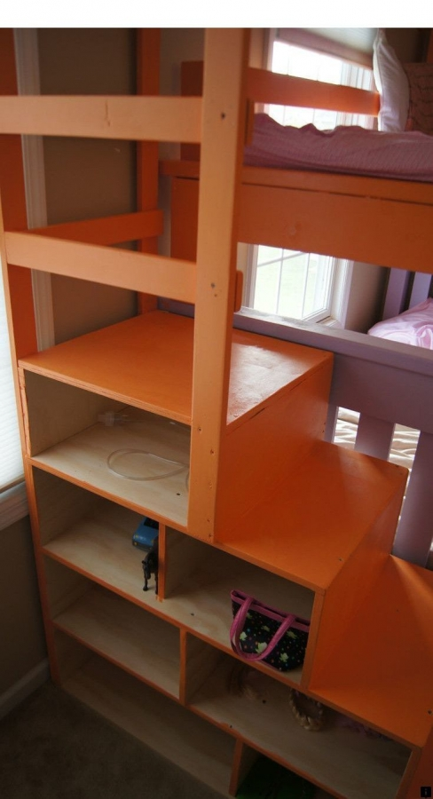 72 Most Popular Full Size Loft Bed with Stairs and What You Must Know 6401
