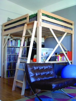85 Best Of Queen Loft Beds Design Ideas- A Perfect Way to Maximize Space In A Room 6304