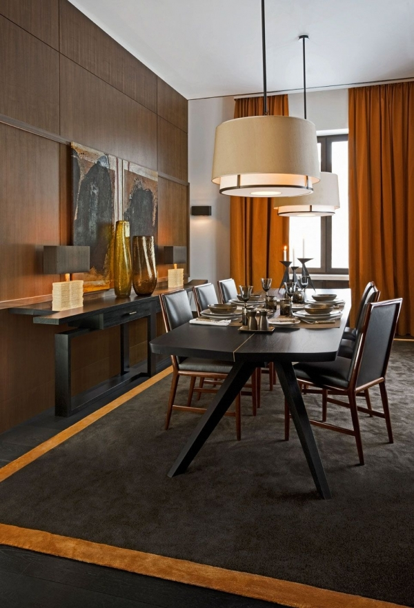 97 Most Popular Of Modern Dining Room Tables In A Contemporary Style 6882