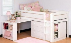 39 Amazing Bunk Beds With Desk Design Ideas Tips Choosing Bunk Beds With Desks 11