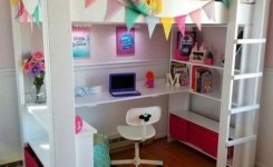 39 Amazing Bunk Beds With Desk Design Ideas Tips Choosing Bunk Beds With Desks 30