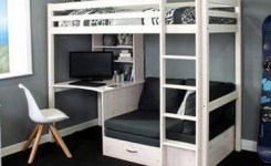 39 Amazing Bunk Beds With Desk Design Ideas Tips Choosing Bunk Beds With Desks 39