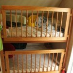 82 Amazing Models Bunk Beds With Guard Rail On Bottom Ensuring Your Bunk Bed Is Safe For Your Children 21