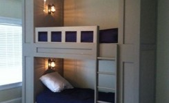 82 Amazing Models Bunk Beds With Guard Rail On Bottom Ensuring Your Bunk Bed Is Safe For Your Children 23