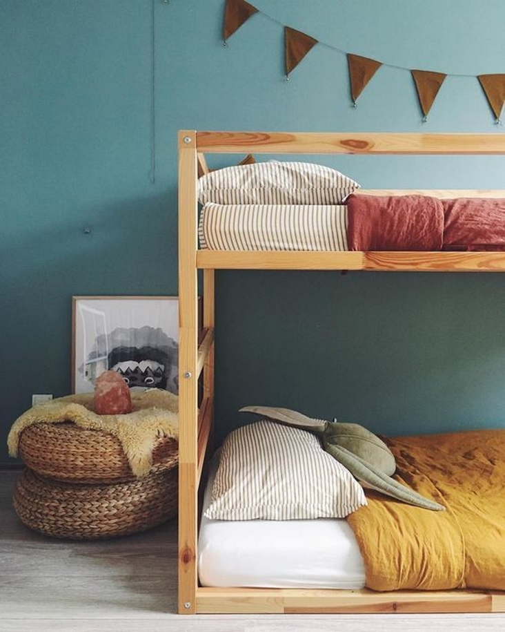 82 Amazing Models Bunk Beds With Guard Rail On Bottom Ensuring Your Bunk Bed Is Safe For Your Children 24