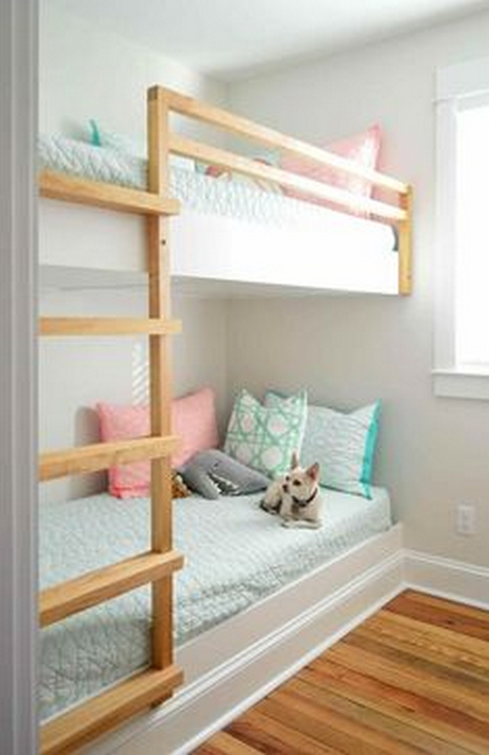 82 Amazing Models Bunk Beds With Guard Rail On Bottom Ensuring Your Bunk Bed Is Safe For Your Children 3