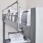 82 Amazing Models Bunk Beds With Guard Rail On Bottom Ensuring Your Bunk Bed Is Safe For Your Children 36