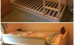 82 Amazing Models Bunk Beds With Guard Rail On Bottom Ensuring Your Bunk Bed Is Safe For Your Children 49
