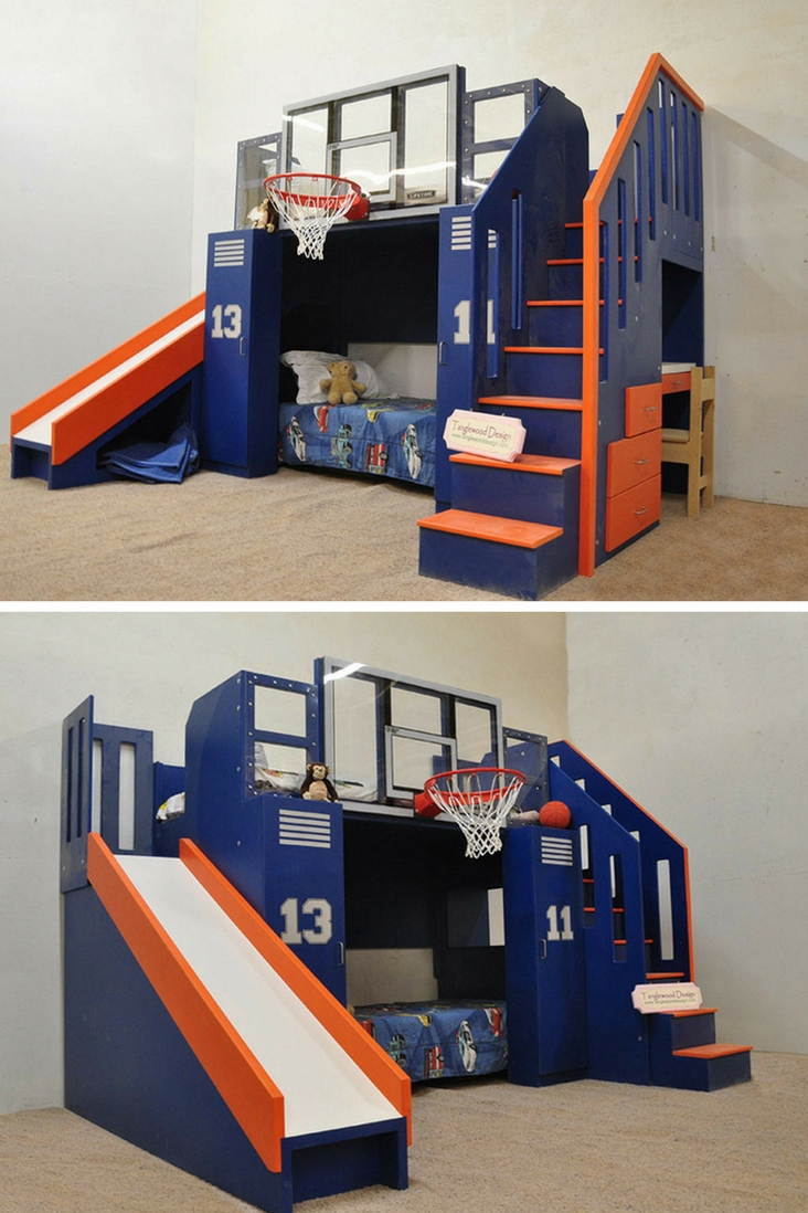 82 Amazing Models Bunk Beds With Guard Rail On Bottom Ensuring Your Bunk Bed Is Safe For Your Children 9