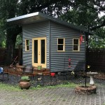 86 Modern Shed Design Looks Luxury to Complement Your Home-9468