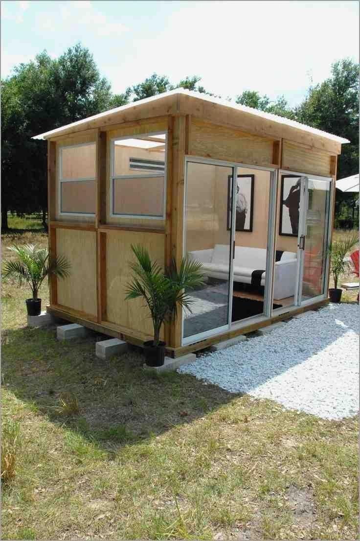 86 Modern Shed Design Looks Luxury to Complement Your Home-9469