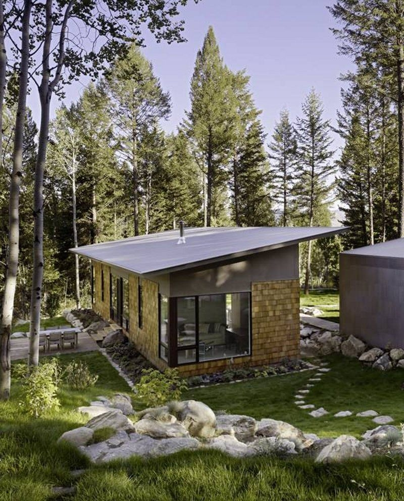 86 Modern Shed Design Looks Luxury to Complement Your Home-9446