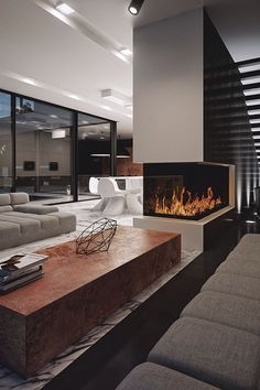 87 Models Of Modern Home Interior Design that Looks Elegant and Needs to Know Basic Elements Of Modern Home Interior Design-10014