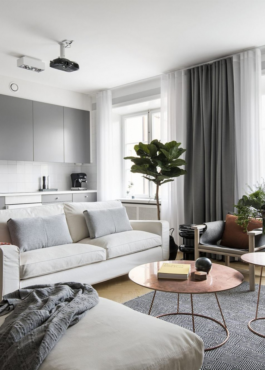 90 Interesting Modern Apartment Design Ideas - Tips On Redesigning Your Room for A More Dynamic Room-9881