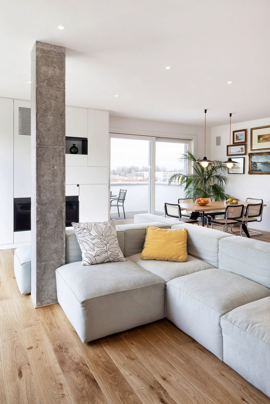 90 Interesting Modern Apartment Design Ideas - Tips On Redesigning Your Room for A More Dynamic Room-9888