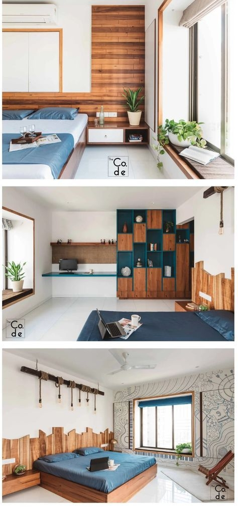 90 Interesting Modern Apartment Design Ideas - Tips On Redesigning Your Room for A More Dynamic Room-9893