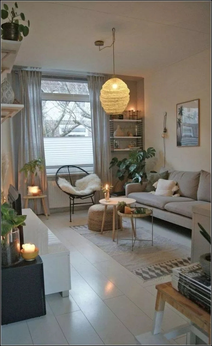 90 Interesting Modern Apartment Design Ideas - Tips On Redesigning Your Room for A More Dynamic Room-9933