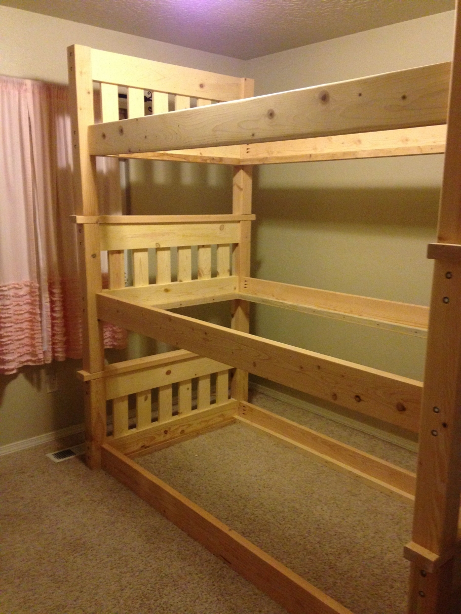 90 top Picks for A Triple Bunk Bed for Kids Rooms-9577