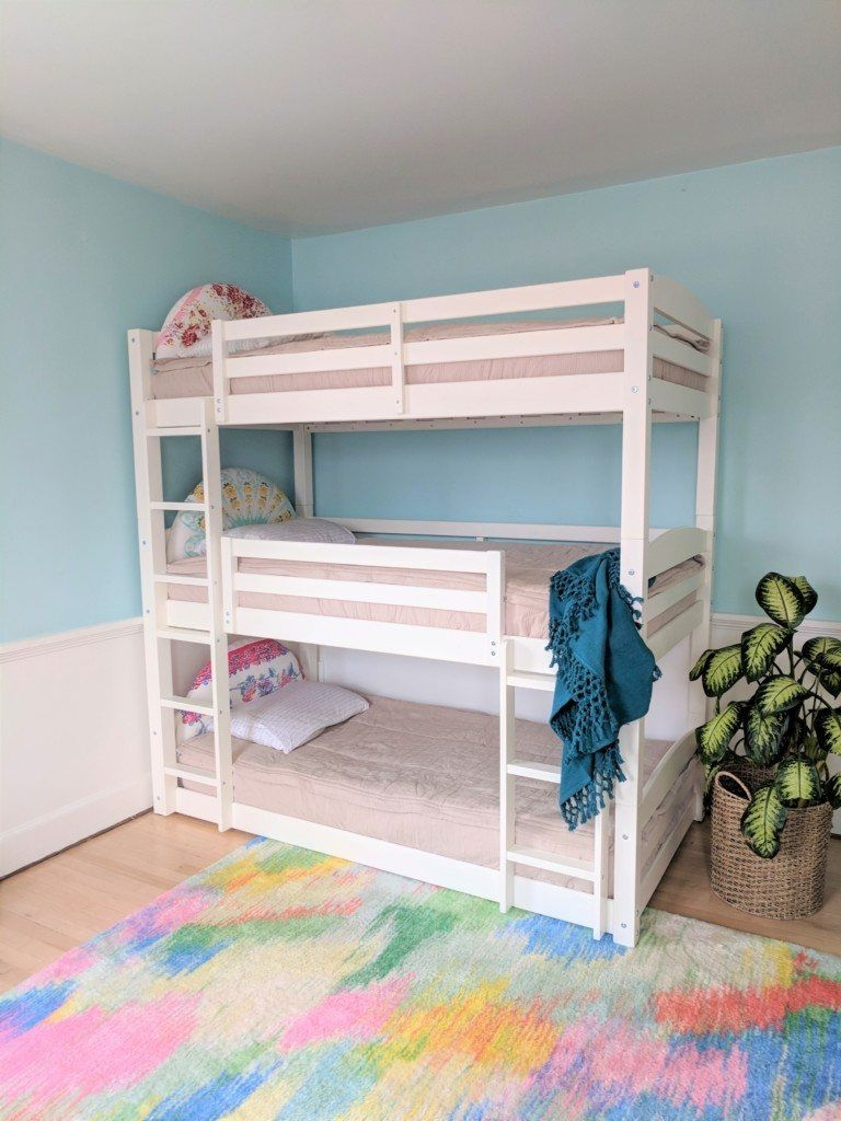 90 top Picks for A Triple Bunk Bed for Kids Rooms-9584