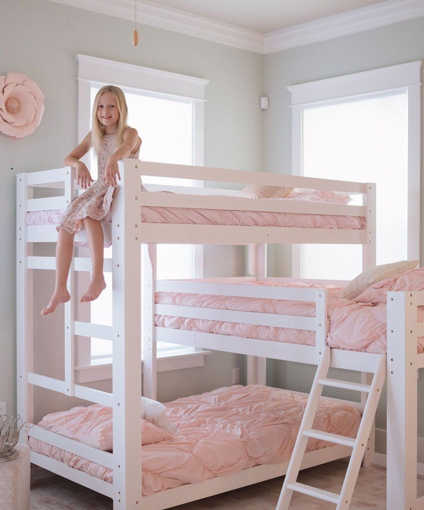 90 top Picks for A Triple Bunk Bed for Kids Rooms-9615