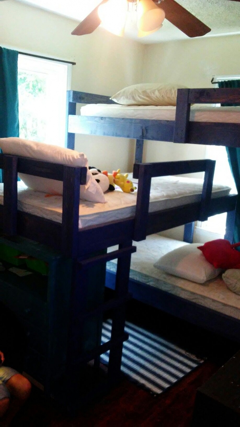 90 top Picks for A Triple Bunk Bed for Kids Rooms-9617