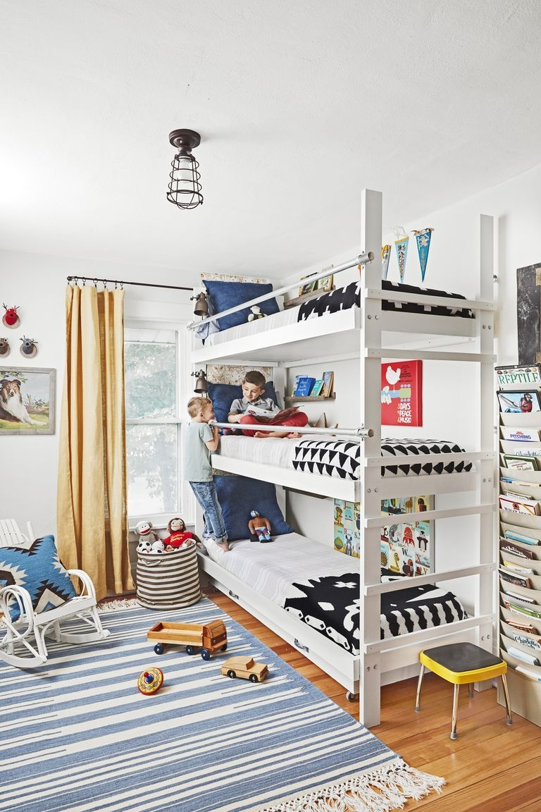 90 top Picks for A Triple Bunk Bed for Kids Rooms-9626