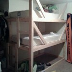 94 Minimalist Bunk Beds Design Ideas - Tips for Designing the Space-10211