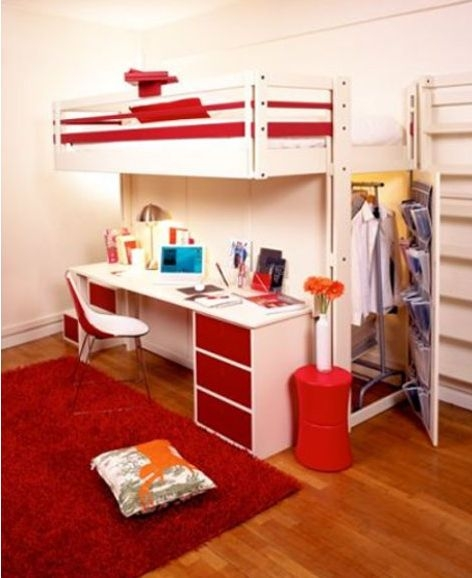94 Minimalist Bunk Beds Design Ideas - Tips for Designing the Space-10226