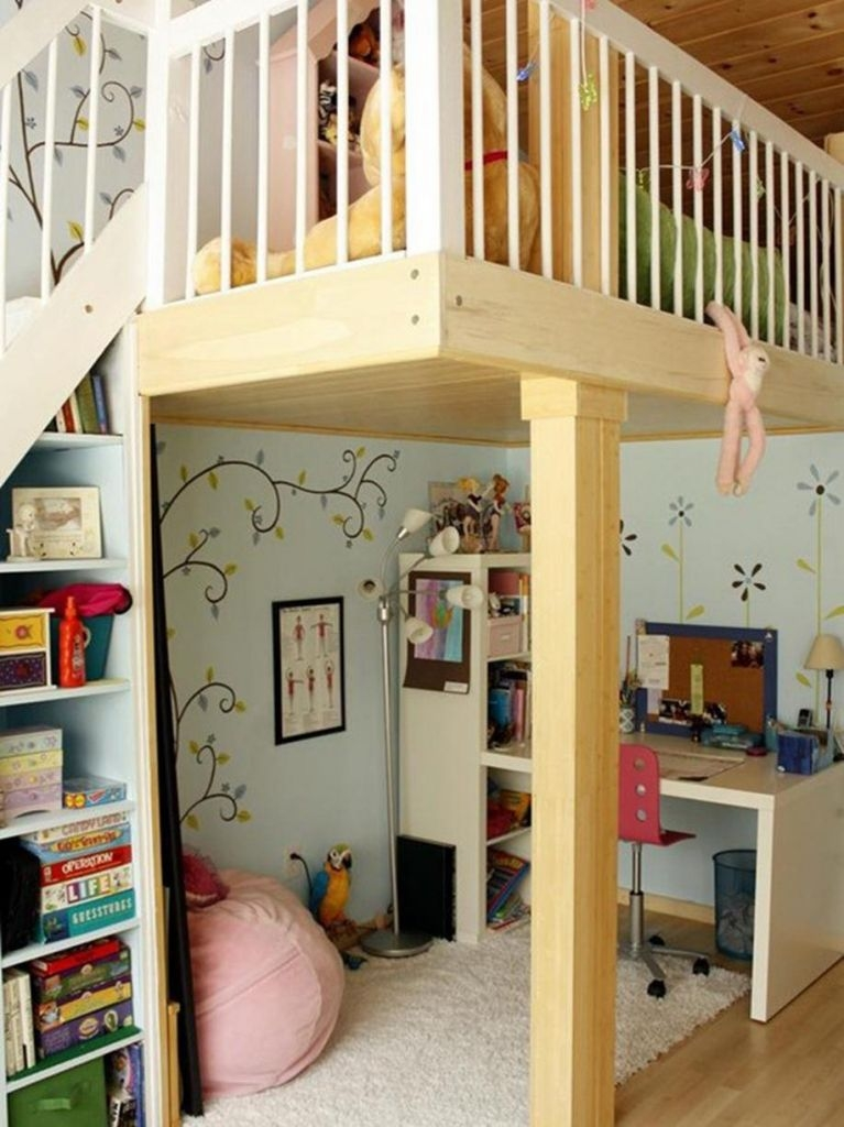 94 Minimalist Bunk Beds Design Ideas - Tips for Designing the Space-10241