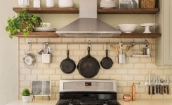 95 Farmhouse Kitchen Ideas On A Budget
