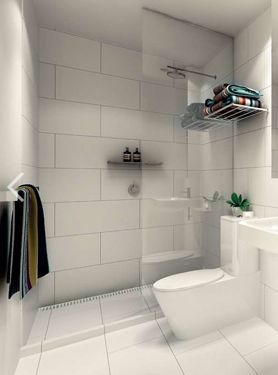 96 Models Sample Awesome Small Bathroom Ideas-9298