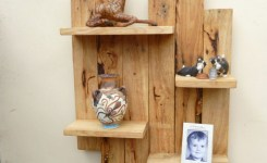 99 Fantastic Models Of Wooden Pallet Shelves For Your Woodworking Project Inspiration (20)