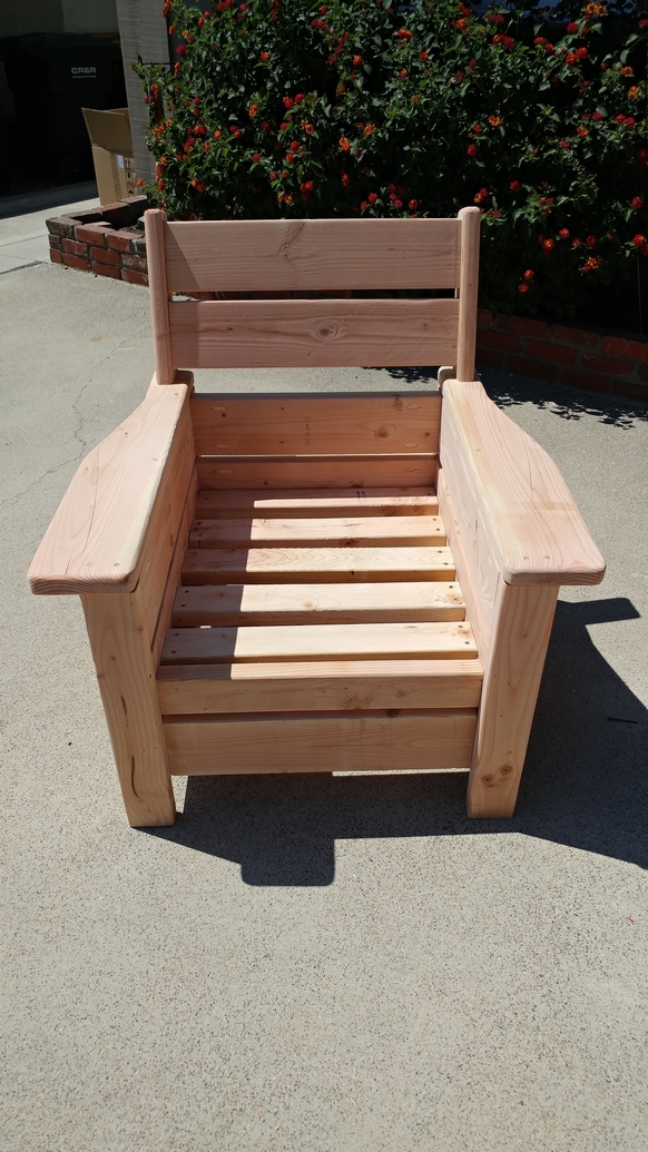 Permalink to 60+ DIY Outdoor Furniture Chairs Inspires