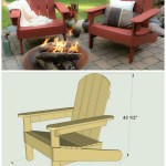 60+ DIY Outdoor Furniture Chairs Inspires 29