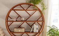 89 Models Beautiful Circular Bookshelf Design For Complement Of Your Home Decoration 66