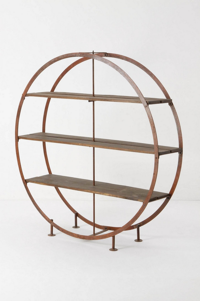 89 Models Beautiful Circular Bookshelf Design For Complement Of Your Home Decoration 83