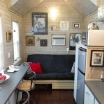 97 Cozy Tiny House Interior Are You Planning For Enough Storage 15