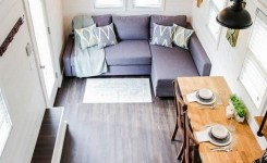 97 Cozy Tiny House Interior Are You Planning For Enough Storage 20