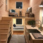 97 Cozy Tiny House Interior Are You Planning For Enough Storage 68