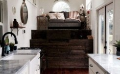 97 Cozy Tiny House Interior Are You Planning For Enough Storage 86