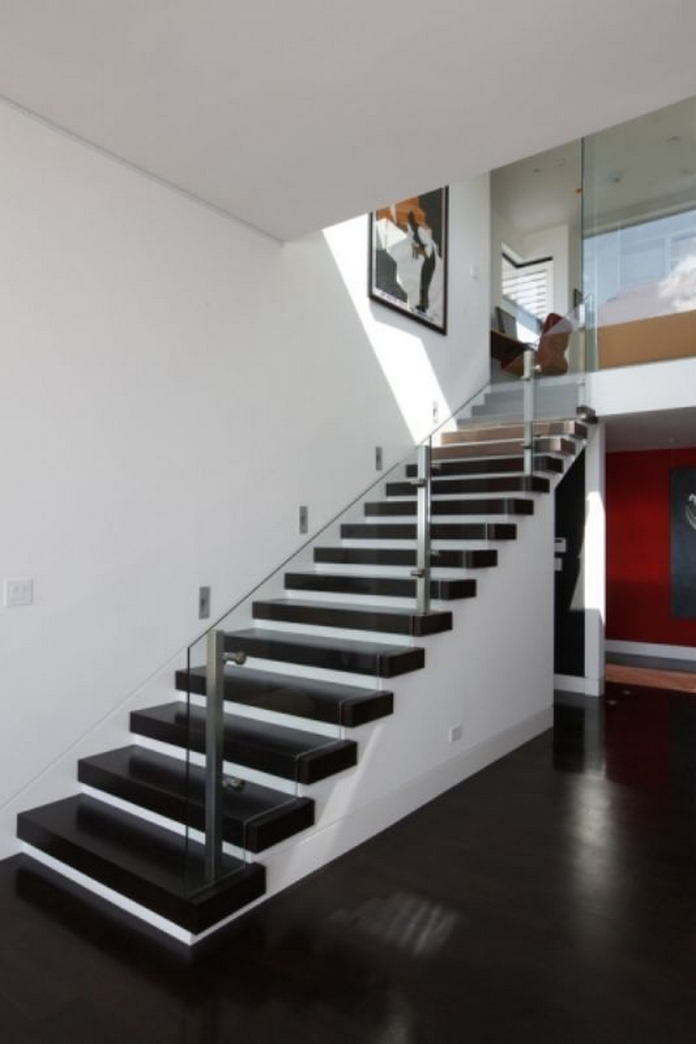 Permalink to 97 Most Popular Modern House Stairs Design Models