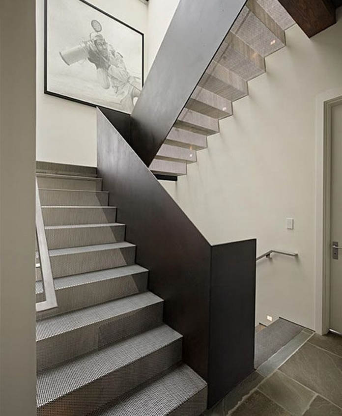 97 Most Popular Modern House Stairs Design Models 30